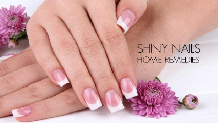 PAMPER YOURSELF AT SHINY NAILS