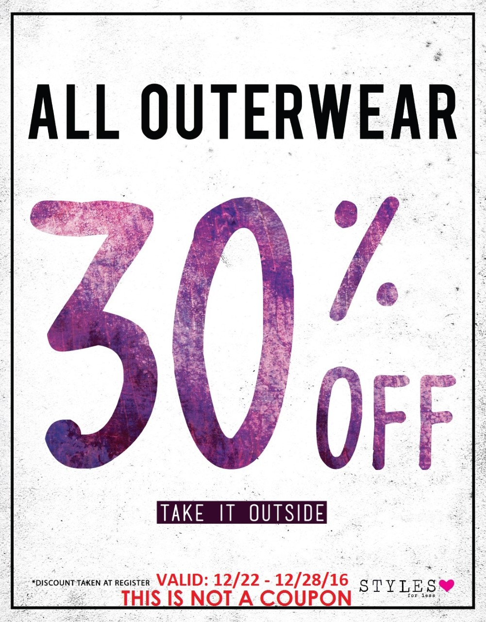 thumbnail_SFL - 30%25 off All Outerwear