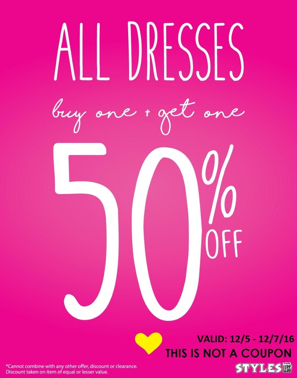 thumbnail_SFL - Dresses B1G1 50%25 off